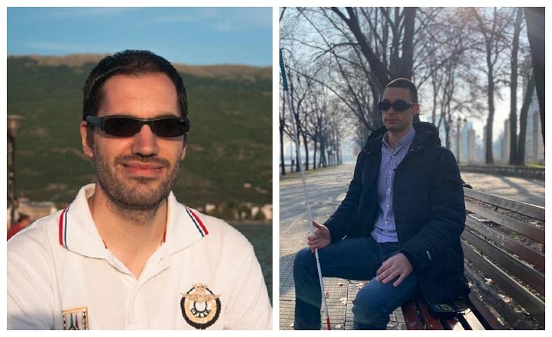 """Ертај и Кристијан, дел од тимот што го изработи гласот на првиот дигитален читач на македонски јазик за слепи лица: Како се создаваше """"Кико""""?"""