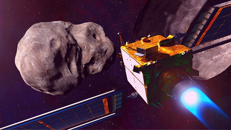 НАСА сака намерно да судри вселенско летало со астероид