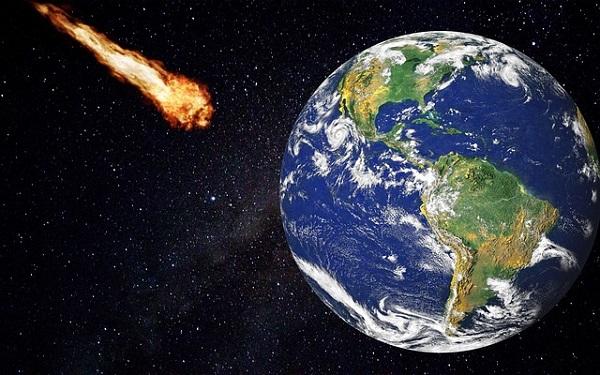 Астероид кој никој не го очекувал поминал покрај Земјата