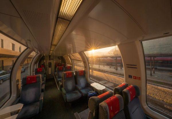 Неверојатни фотографии од 10-дневно патување со воз низ Европа